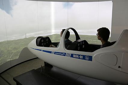 Zelfbouw Simulator SIM